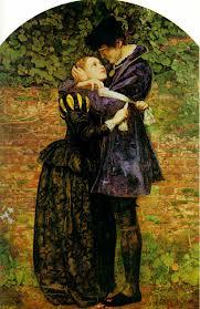 A Huguenot by John Everett Millais