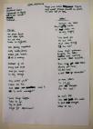 Ilona's Poem