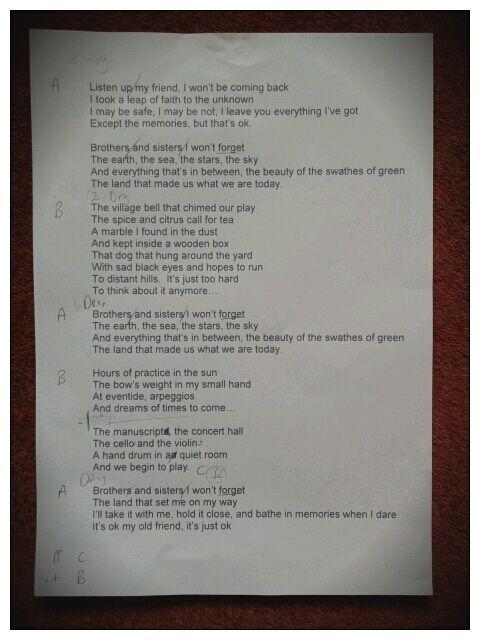 lyrics refugee