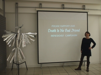 Death is no Bad Friend UK Screening
